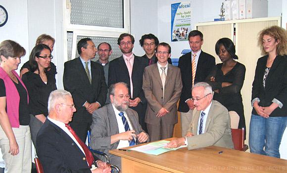 Partenariat SGEC - AFOCAL
