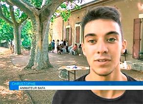reportage bafa
